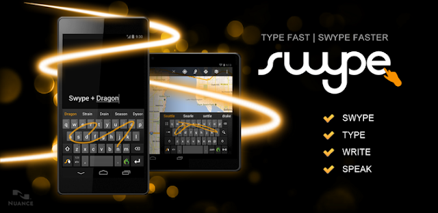Free Download Swype Official 1.5.0 (APK)