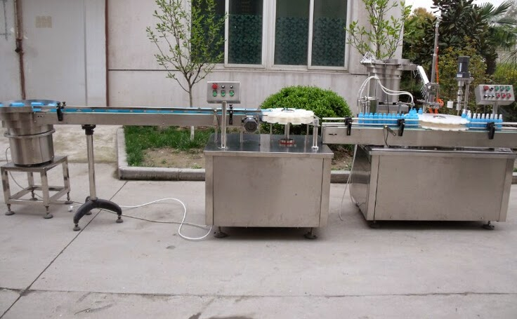 bottles unscrambler automatic linear filling rotary screw capping machinellenado máquina que capsula
