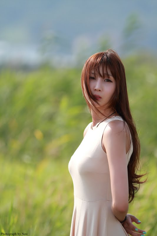 Hot Girl Lee Yu Eun