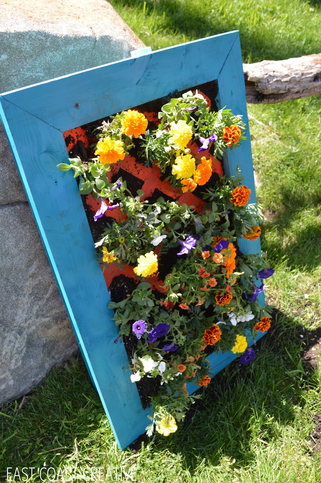 Journey to a Vertical Garden Part 4 {Home Depot #DigIn} on home depot plant labels, home depot flower tower, home depot herb planter, home depot soil test kits,