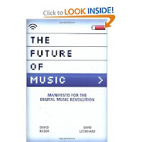 The Future Of Music book cover image