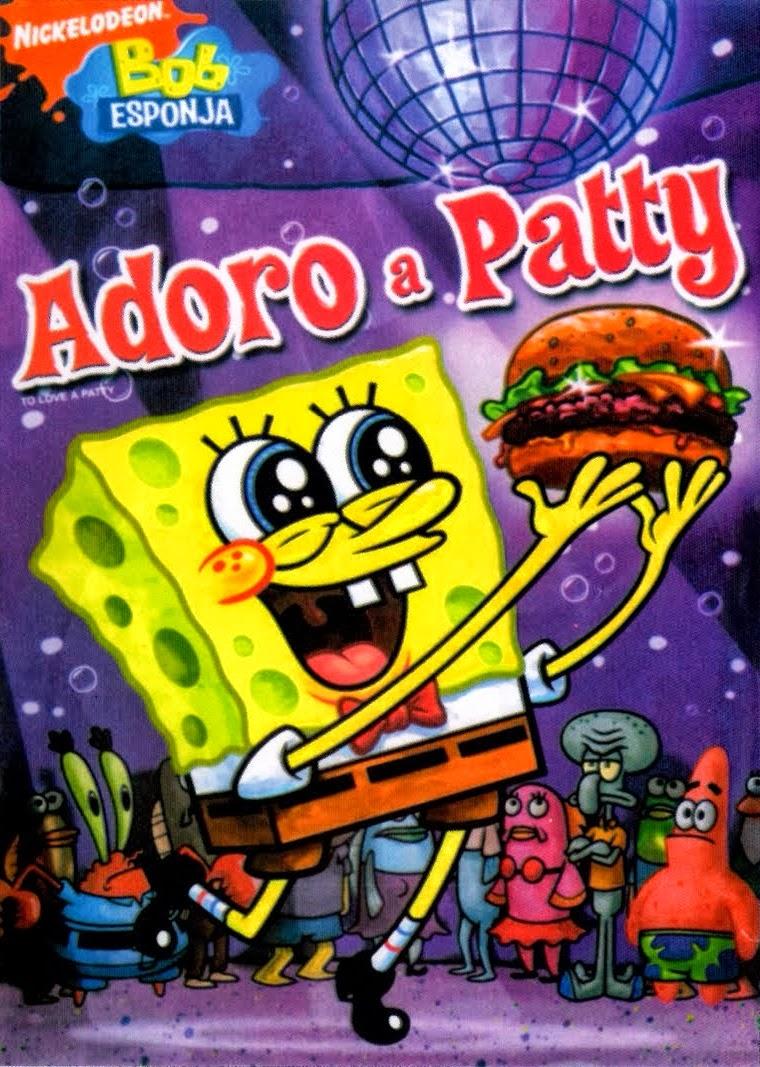 Bob Esponja: Adoro A Patty – Dublado