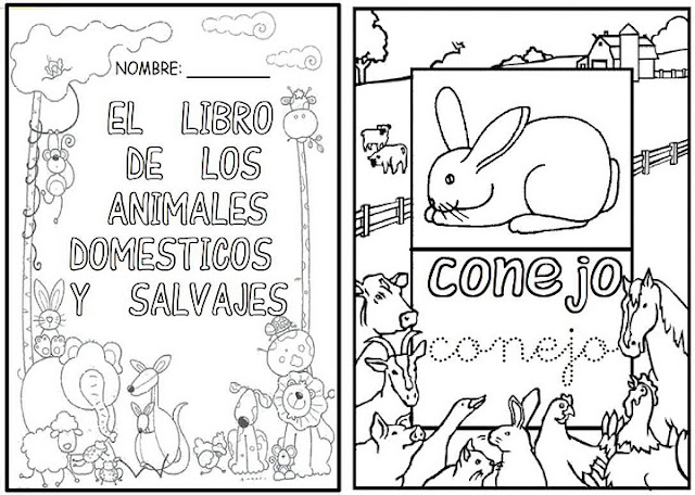Panza Blogs Libro Los Animales Dom Sticos Salvajes