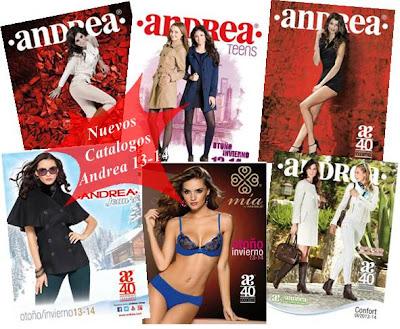 andrea catalogos 2013-2014 Otoño Inv