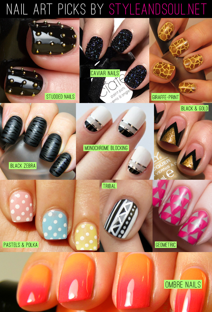 Style and Soul: Nail Art Picks