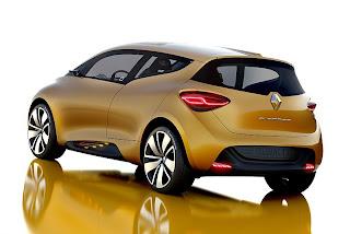 2011 Renault R-Space Concept