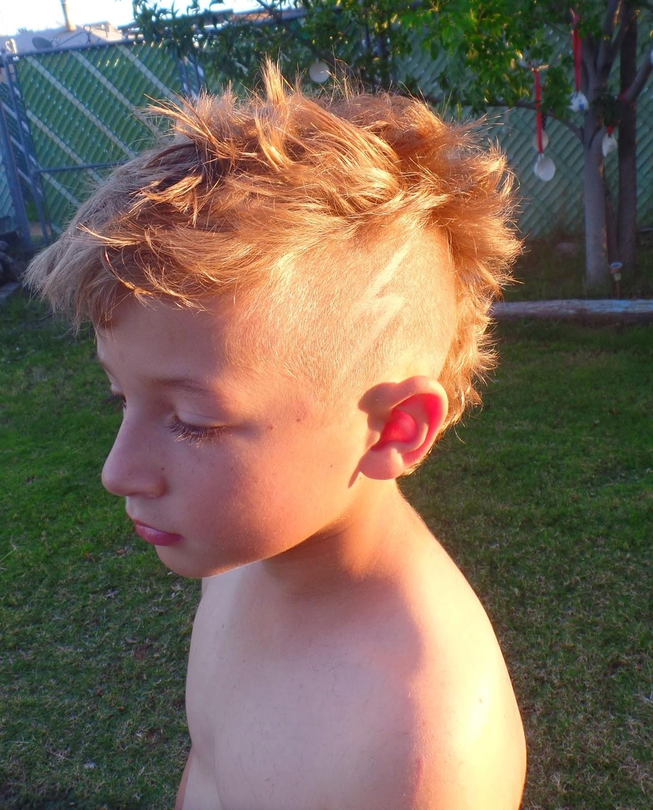 Semi Germane Germaines Haircuts At Last