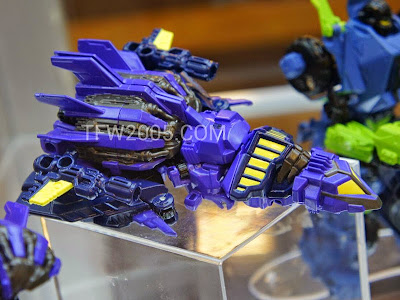 Blast Off Transformers Generations Bruticus BOTCON 2012