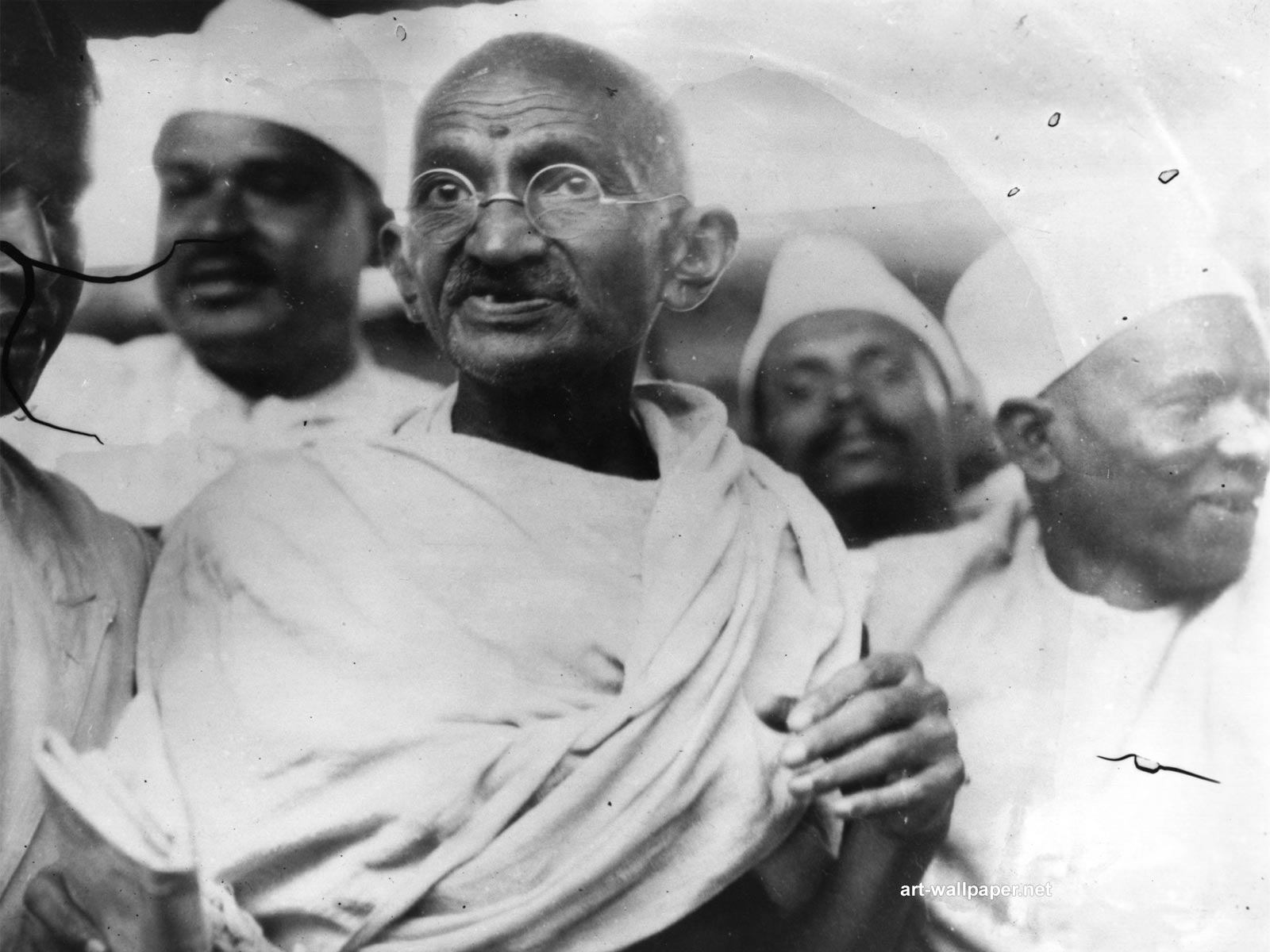 mahtma ghandi Mahatma gandhi was one of the most famous freedom fighters in the history of mankind he led india in its struggle for freedom against the british rule.