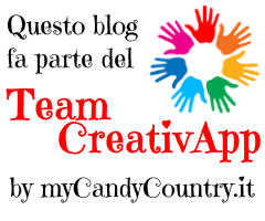 Faccio parte del Team CreativApp