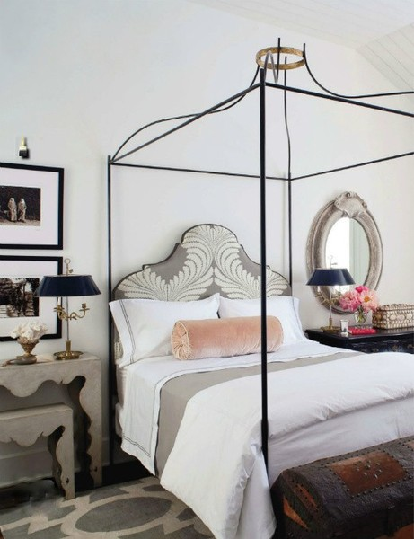 Maybe it s the holiday madness organizing shopping list making stressing  inspiring the mood for serene. Gold Grey And White Bedroom