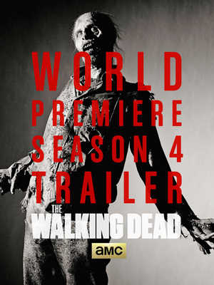 The Walking Dead - Tráiler de la 4ª temporada