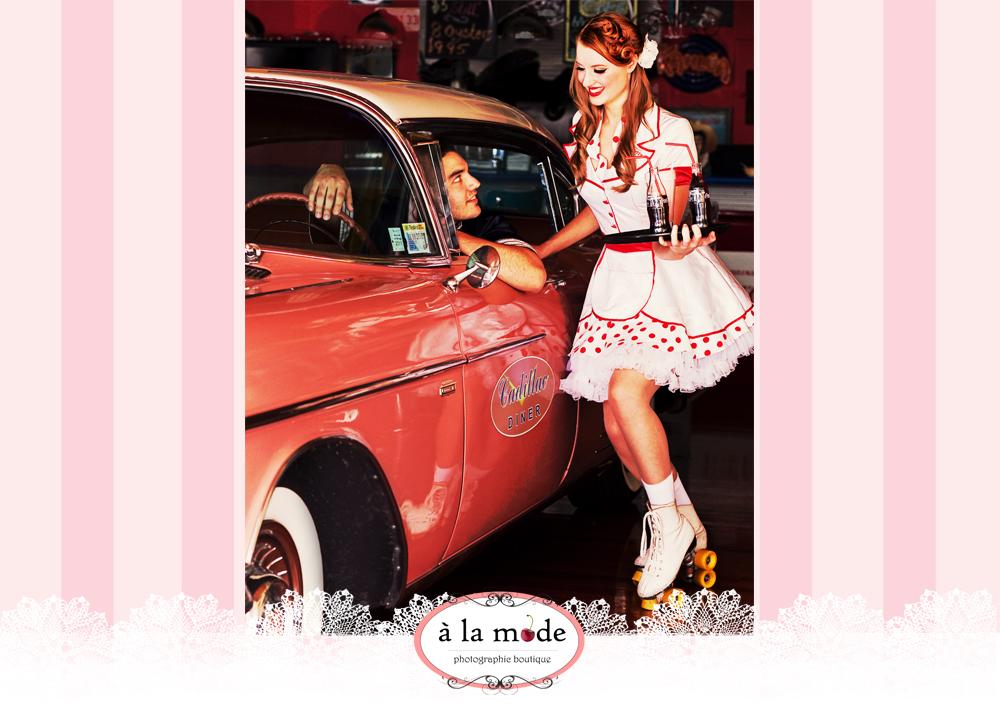 Pin-Ups for Prems September+Cafe+Girl