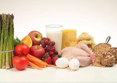 Cara Pola Hidup Sehat dengan Makanan Bergizi