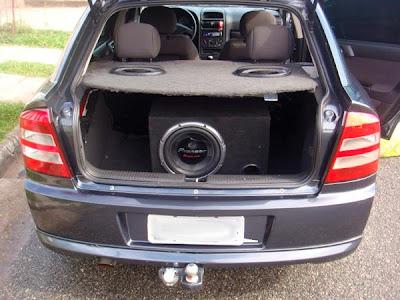 Astra Hatch Rebaixado