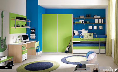 Desain modern minimalis akan menghindari pemakaian banyak hiasan