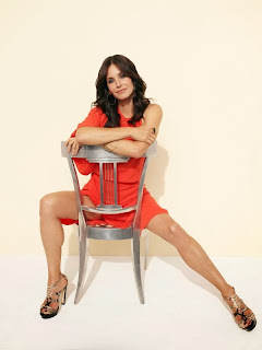 Courteney Cox - Jules Cobb de Cougar Town