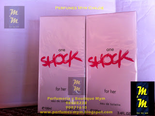 perfume one shock for her 100ml