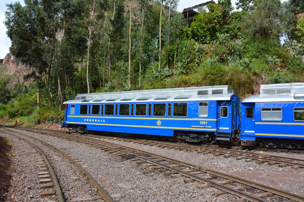 Expediation Train to Machu Picchu