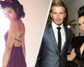 Jhene Aiko Says She'd Have a Threesome with Victoria & David Beckham