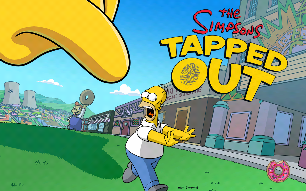 Simpsons: Tapped Out Hacked version 4.5.2 for Android Unlimited Money