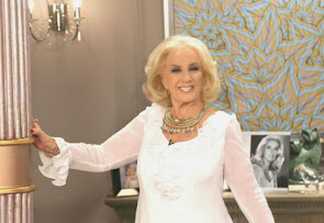LA NOTICIA DEL DIA: MIRTHA LEGRAND