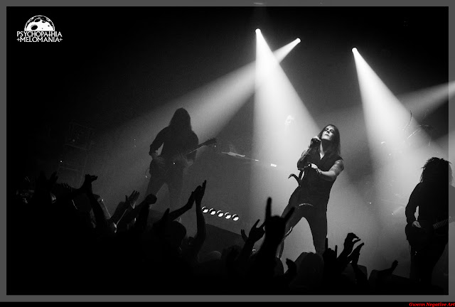 Satyricon @La Machine du Moulin Rouge, Paris 2015