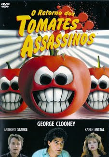 O Retorno dos Tomates Assassinos 3gp Dublado 1988