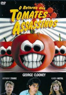 O Retorno dos Tomates Assassinos 3gp Dublado 1988