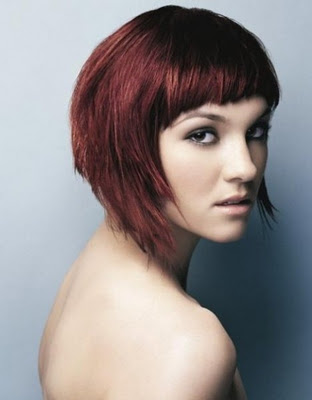 cortes de pelo corto degrafilados