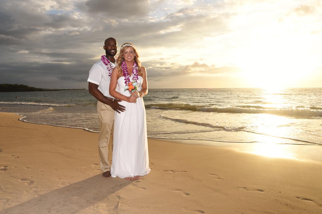 hawaii beach weddings in kailua kona waikoloa big island of hawaii