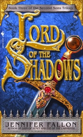 Lord of the Shadows (Second Sons Trilogy: Book 3)