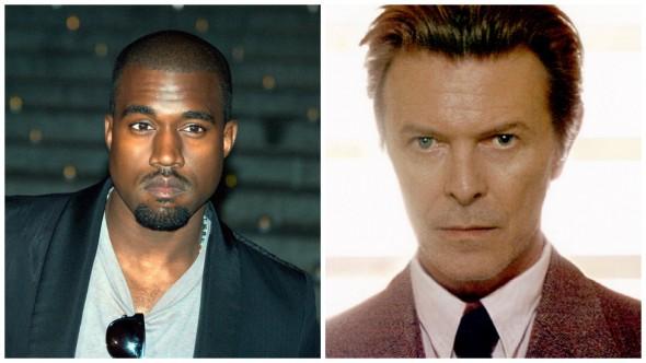 Kanye West é cheio de surpresas. O rapper irá lançar seu novo álbum, SWISH, em fevereiro. Mas um novo trabalho pode vir por aí, e será em homenagem a David Bowie. (Foto: Divulgação / Mix Me)