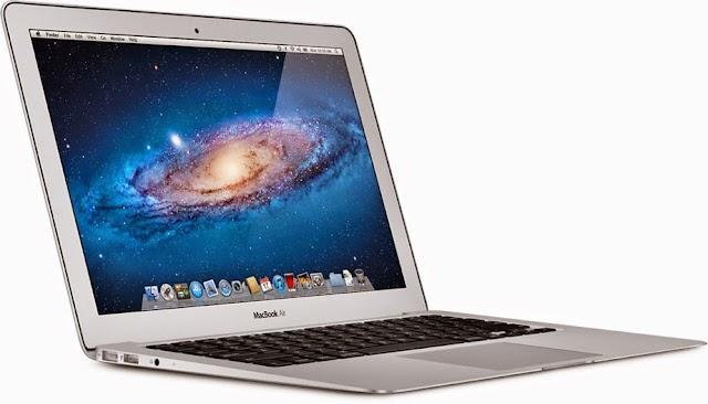 Fiche technique Apple MacBook Air  CORE I5