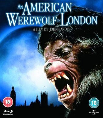Un Hombre Lobo Americano En Londres (An American Werewolf In London)(1981) movie poster pelicula
