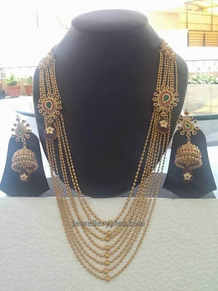 chnadra haram latest gold ball design