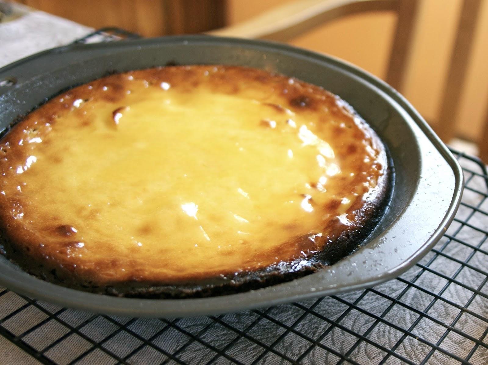 Lemon Formage Blanc Tart- simplelivingeating.com