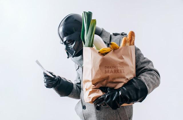 Darth Vader в Била