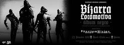 Bizarra Locomotiva @ Hard Club - Álbum Negro