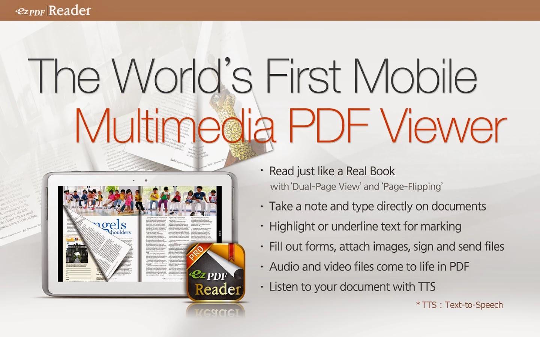 ezPDF Reader - Multimedia PDF v2.6.2.1