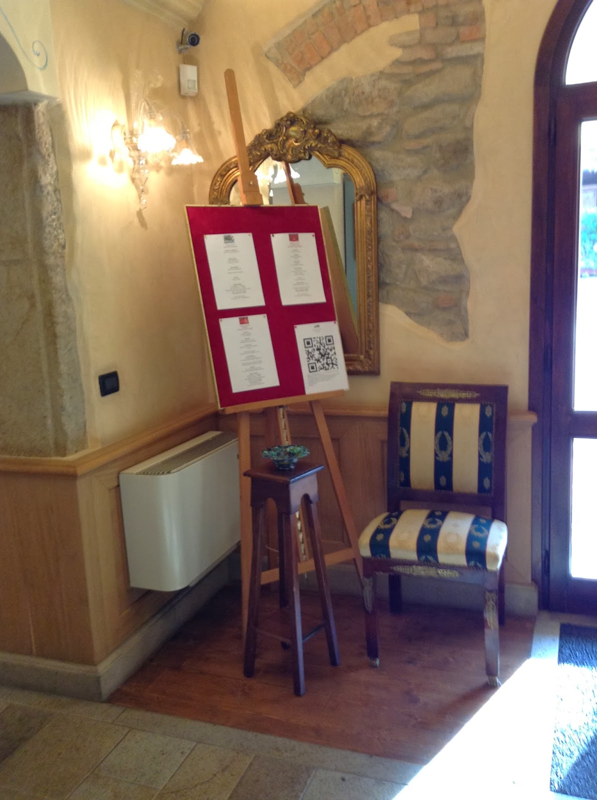 Tuscan glam bon weekend e pranzo domenicale all 39 antica for Vergani home arredamento