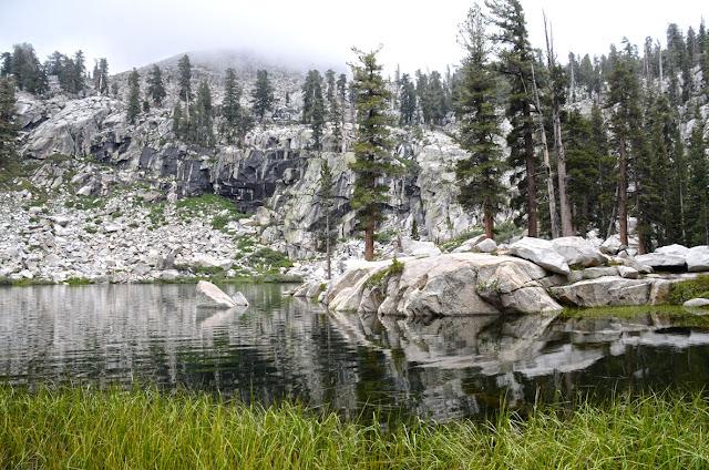 Heather Lake - Sequoia National Park, Californie, USA