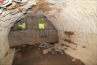 Внутри одиннадцатого немецкого бункера