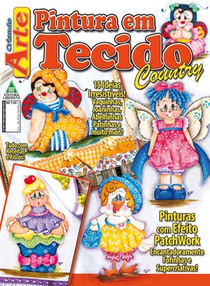 Revista Criando Arte Country 110