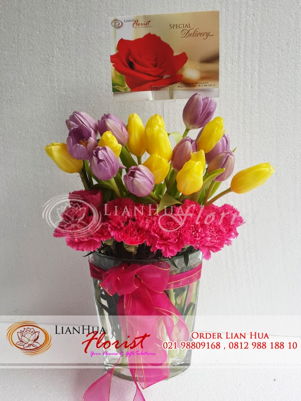 jual bunga tulip, toko bunga tulip, bunga ulang tahun, bunga ucapan selamat, congratulations flowers, bunga untuk pacar, hadiah untuk ibu, bunga annviersary