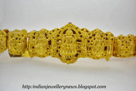 Kamarband Collection of Temple Jewellery