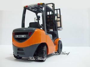 Forklift (19 cm)