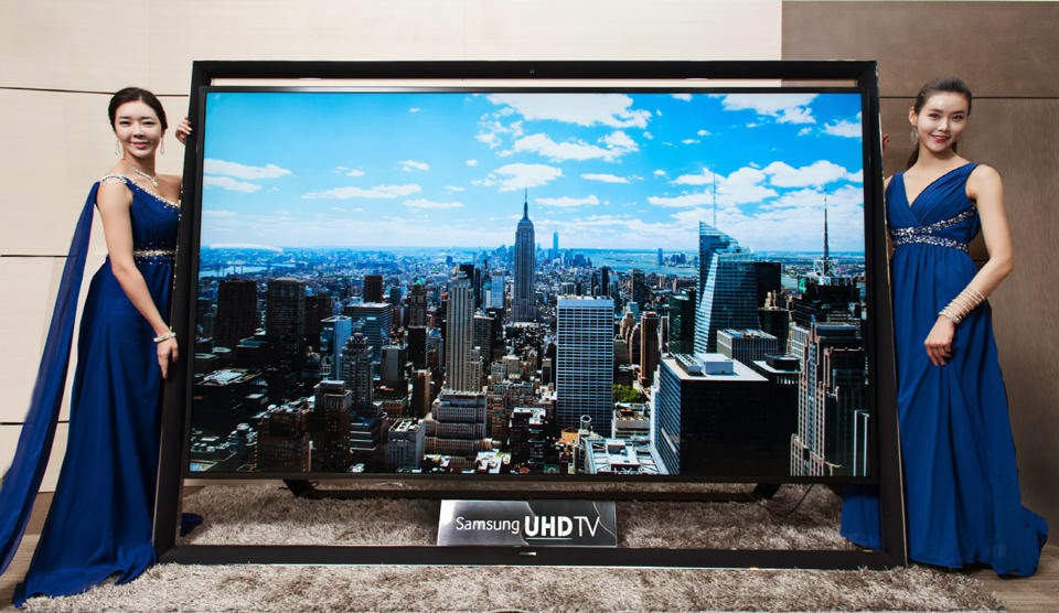 Samsung Is Selling a TV Bigger Than Your Bed for $150,000