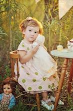 Piper Katherine Halliday age 2