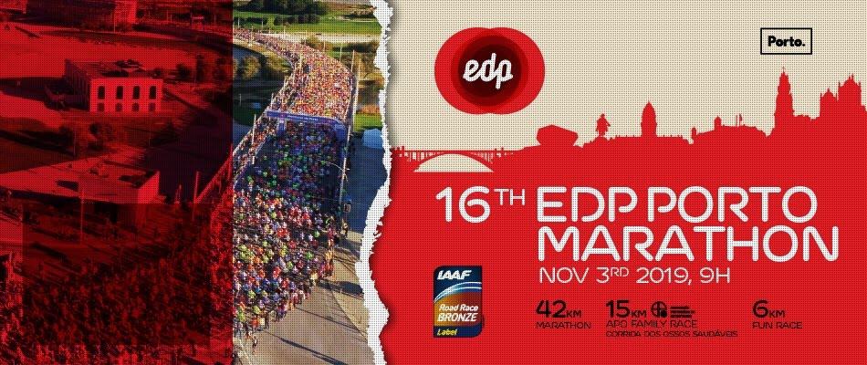 16ª Maratona do Porto